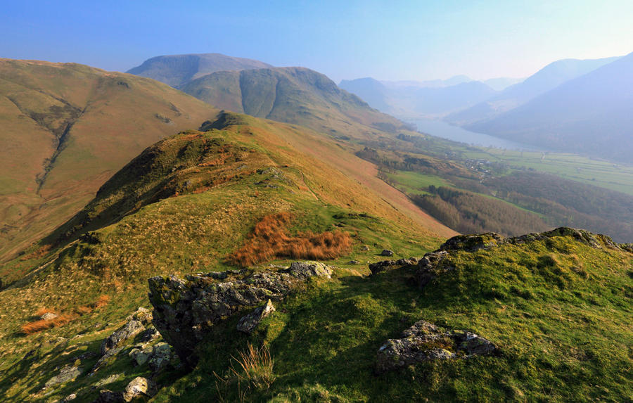 Rannerdale Knotts by scotto