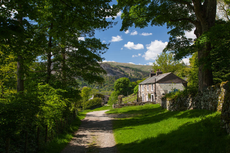 Patterdale Cottage by scotto