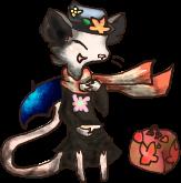 Mary Possum by FlufflDawn