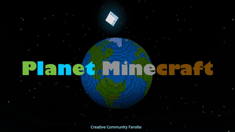 Planet Minecraft ~ Wallpaper #2 by dingousa on DeviantArt