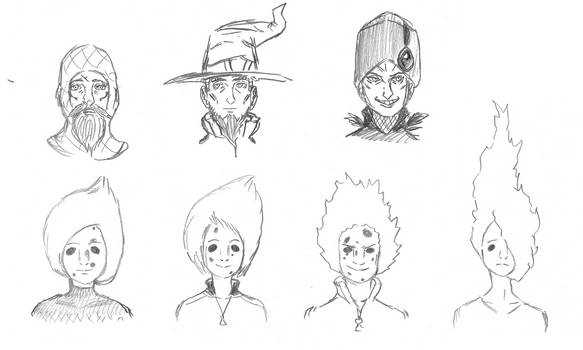 Some characters