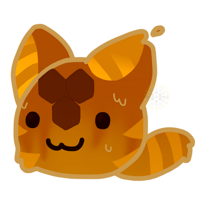 Honey Tabby Largo by Trupokemon
