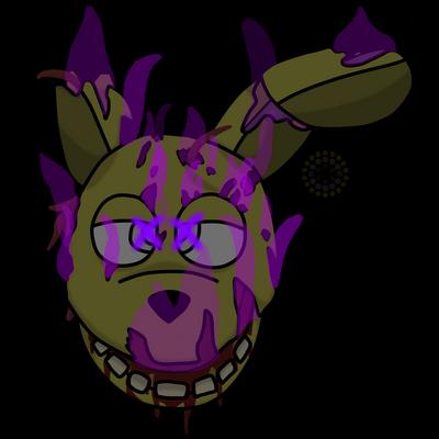 Purple Springtrap by Trupokemon