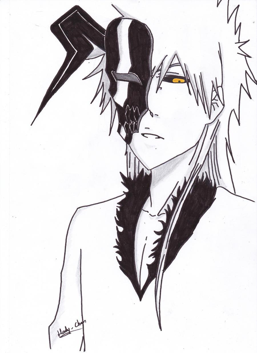 Hollow Ichigo: Vasto Lorde Form by Hady-chan on DeviantArt