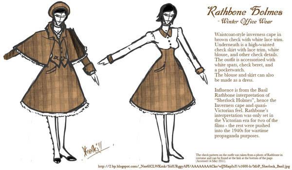 Rathbone Holmes: Office Wear