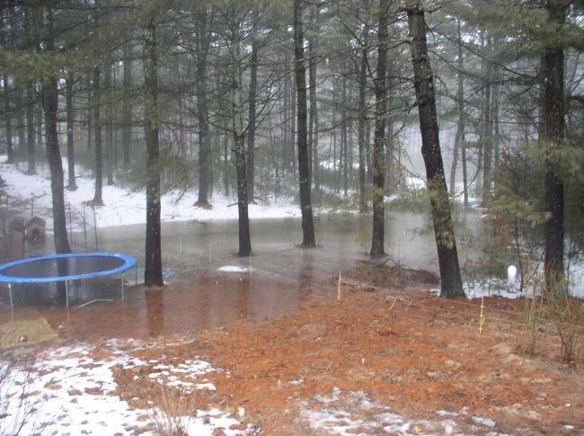 January Flooding - Richmond RI by TwinWolfSister