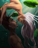 Underwater by Gwennys