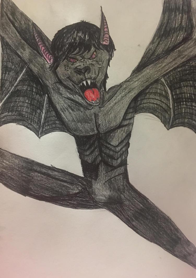 Kyle bat by ChuckyAndy