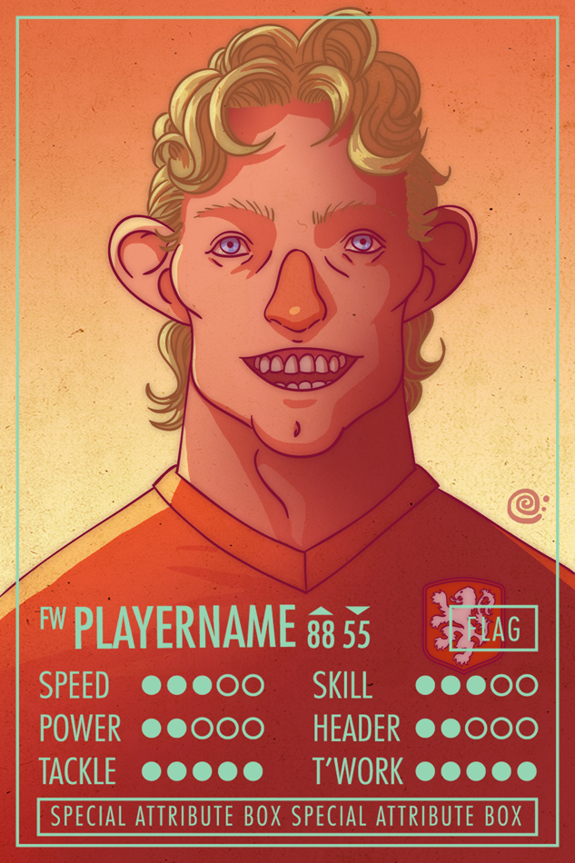 Dirk-Kuyt by redeve