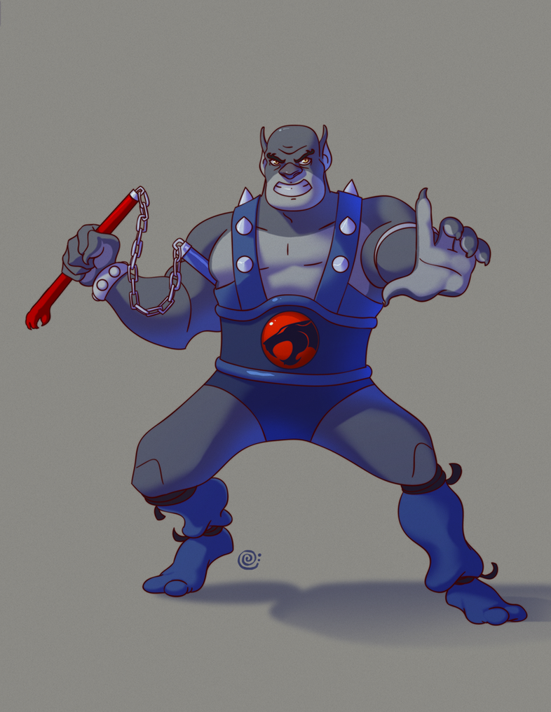 Panthro by redeve