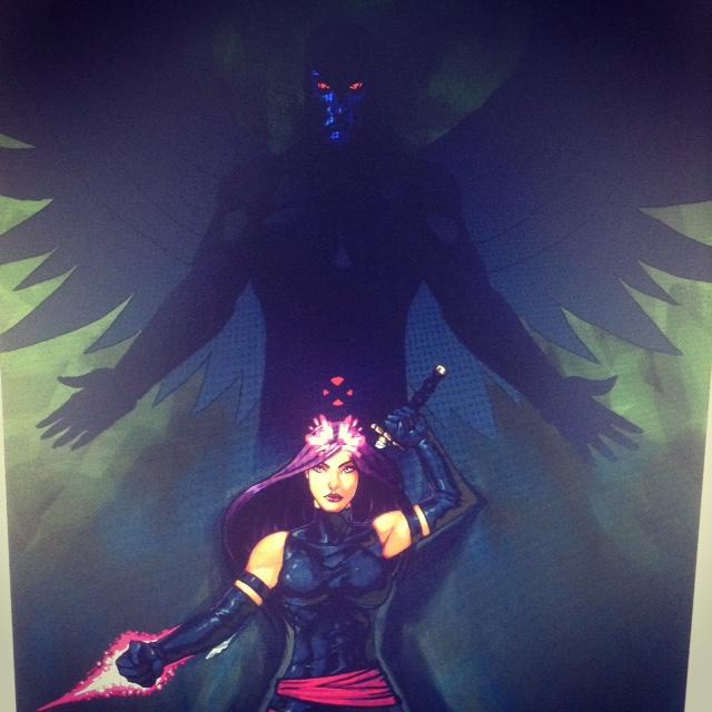 WIP psylock archangel by redeve