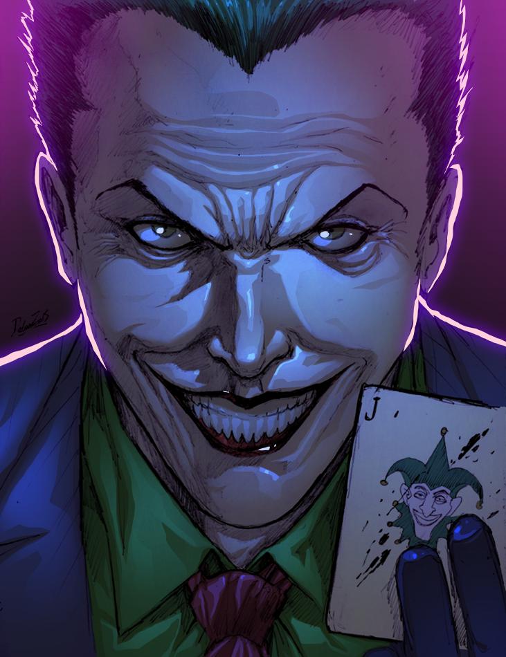 Jocker colors by redeve