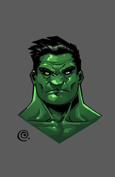 Hulk by redeve