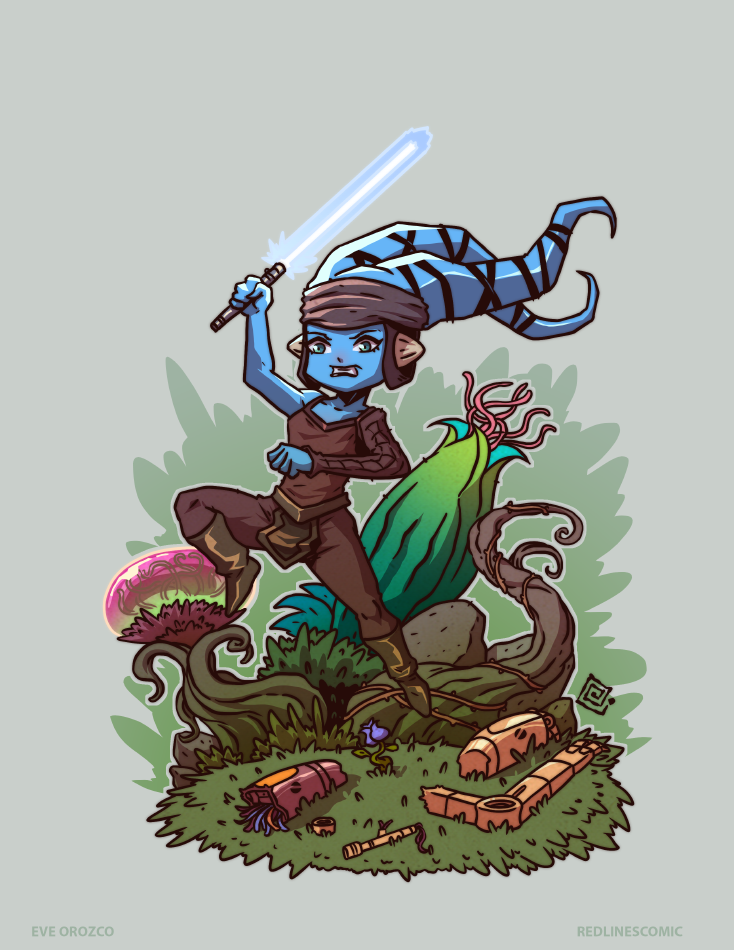 Aayla by redeve