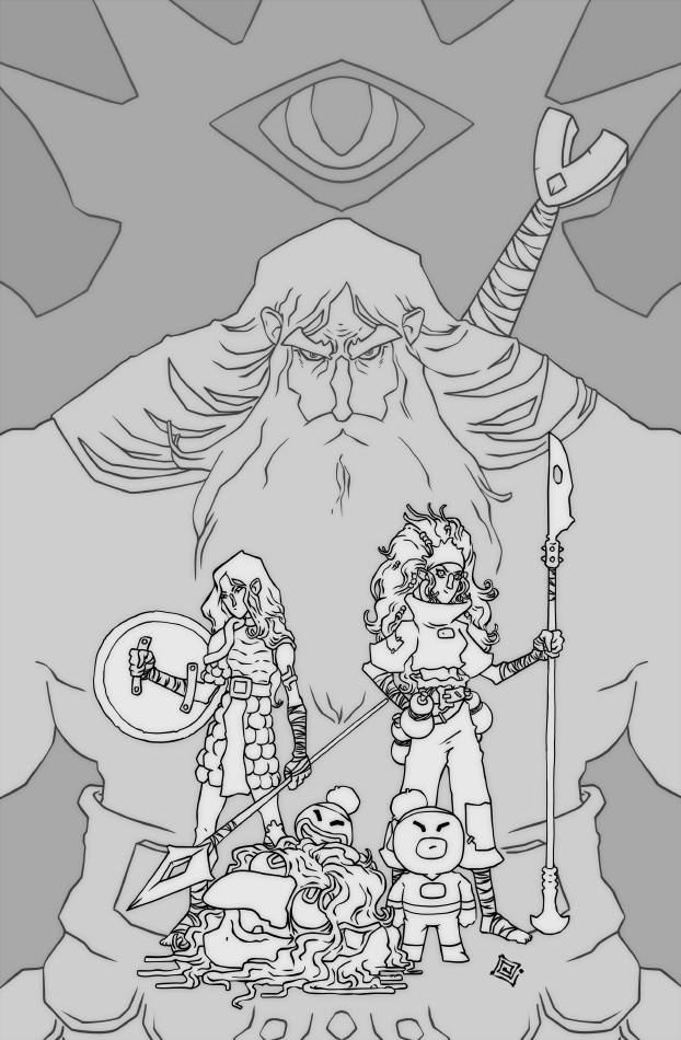 Headlopper-lines by redeve