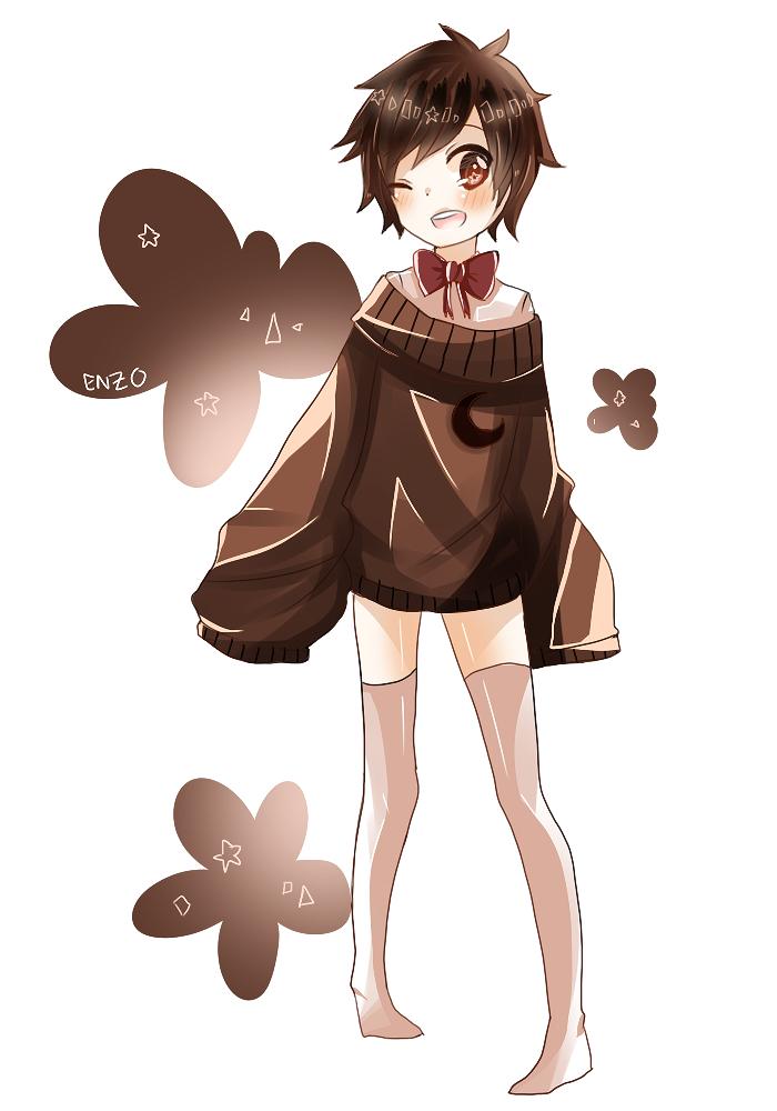 C: Shirikisu by enzouke