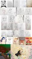 doodle dump by enzouke