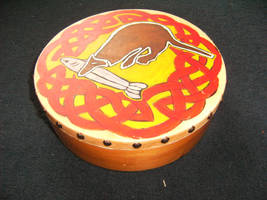 otter drum by numberjumble