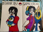 Thank You GameFreak For Everything