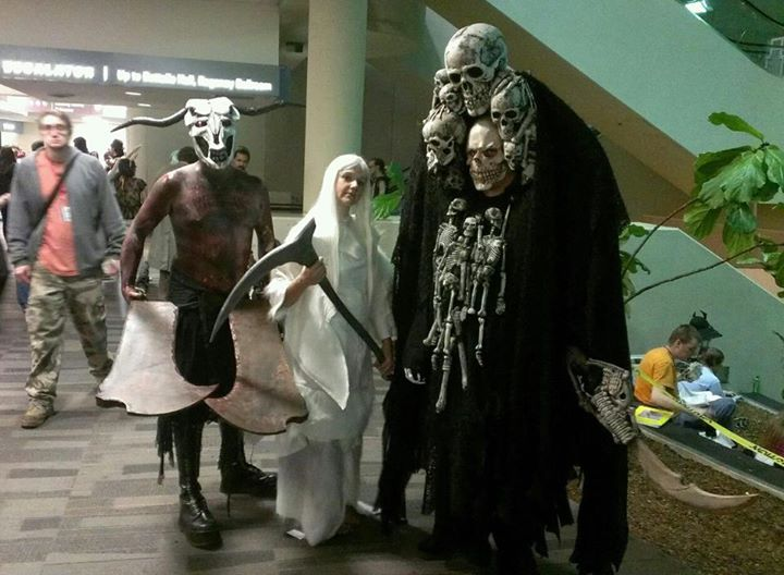 Dark Souls Cosplay Group - Ohayocon 2013 by BccLooseCannon ...
