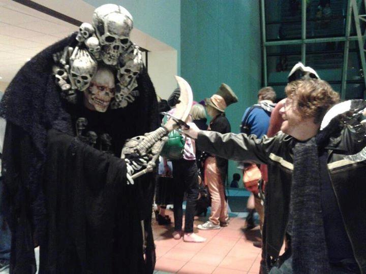 Dark Souls Cosplay - Gravelord Nito -Ohayocon 2013 by ...