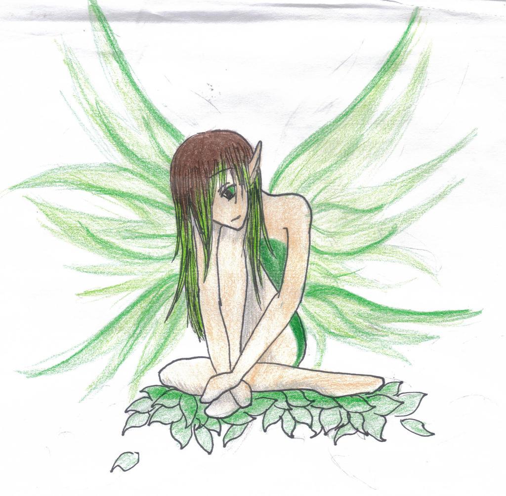 Earth Fairy by inKarnidine on DeviantArt