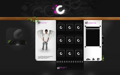 personal portfolio by causeDesign