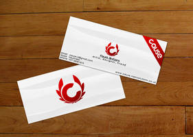 personal business card by causeDesign