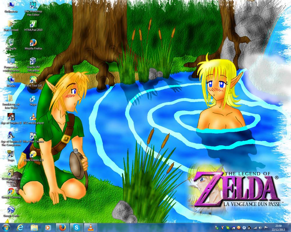 Desktop by Dark Linkael