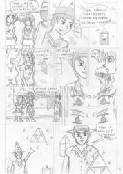 L'Ile du Sorcier - Page 5 (Croquis)