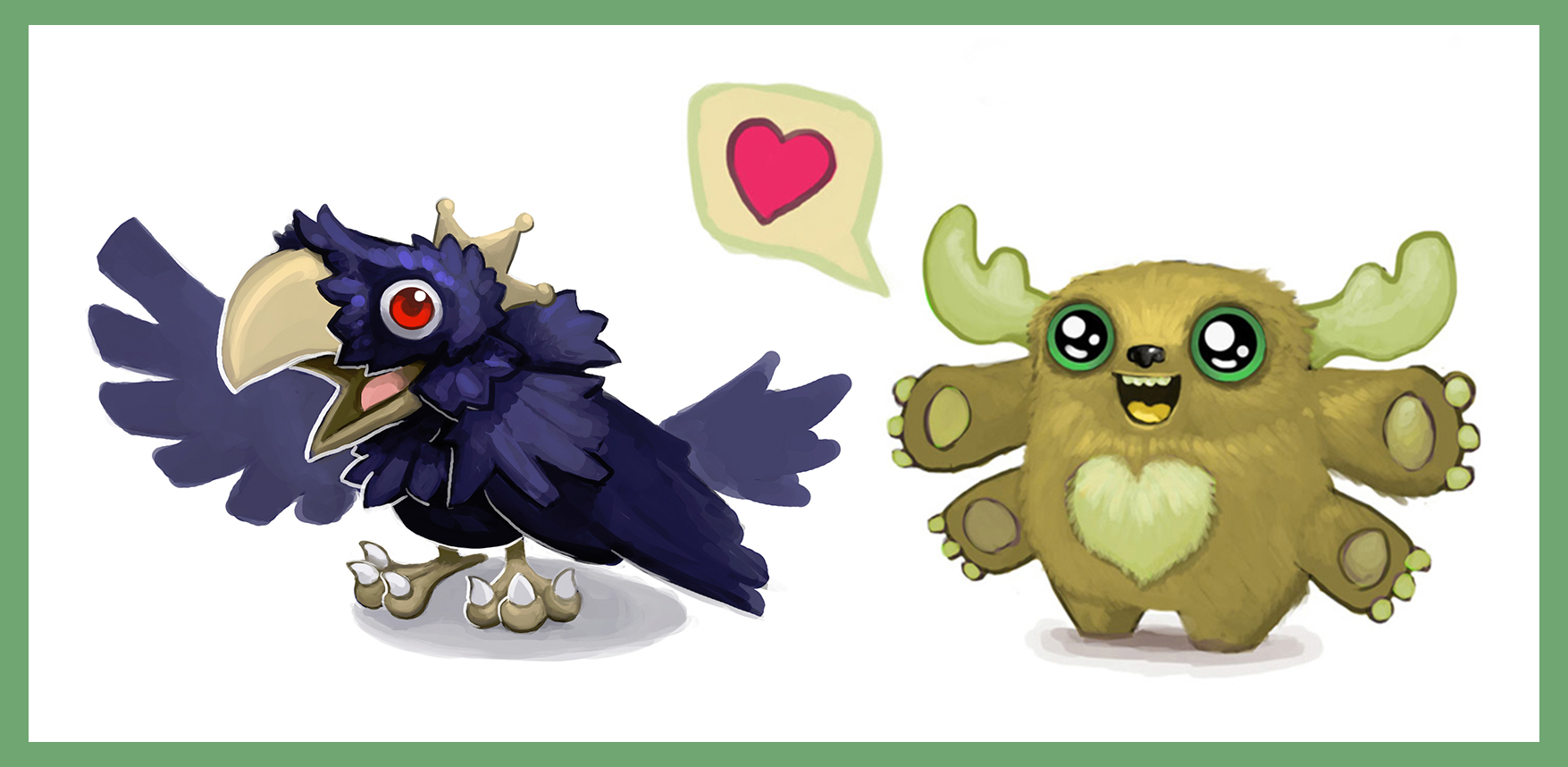 Critters by Dvolution