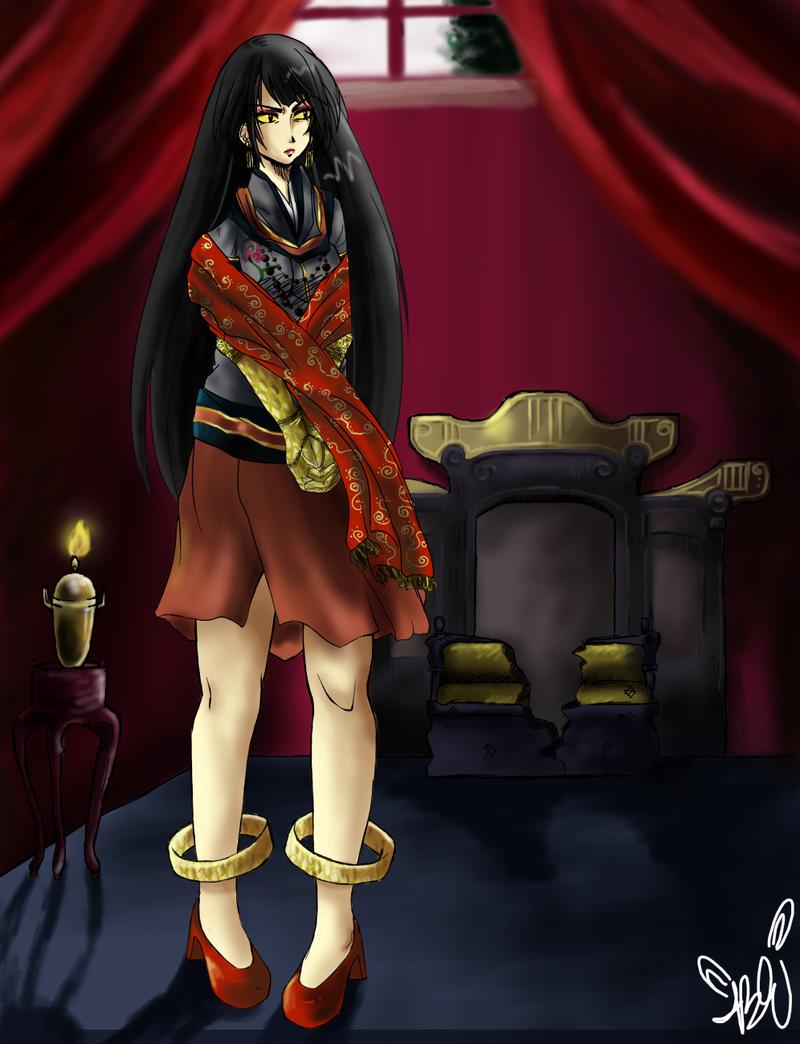 Commission for Bagdalog by Fuu-kun