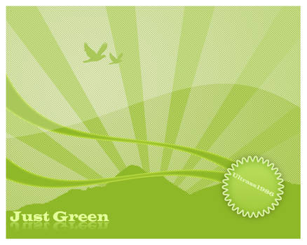 Just Green