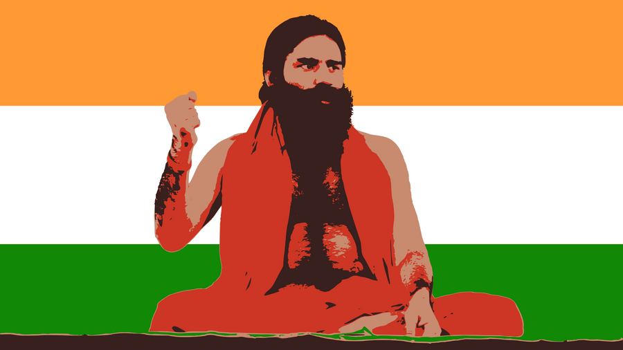 Support Baba Ramdev By D3cline