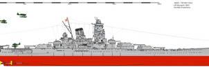 IJN Musashi 1943