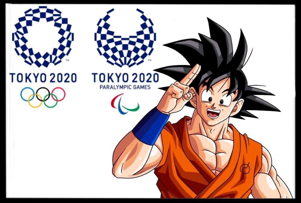 Son Goku Tokyo 2020 wallpaper 2 by agpalembang2018 on DeviantArt