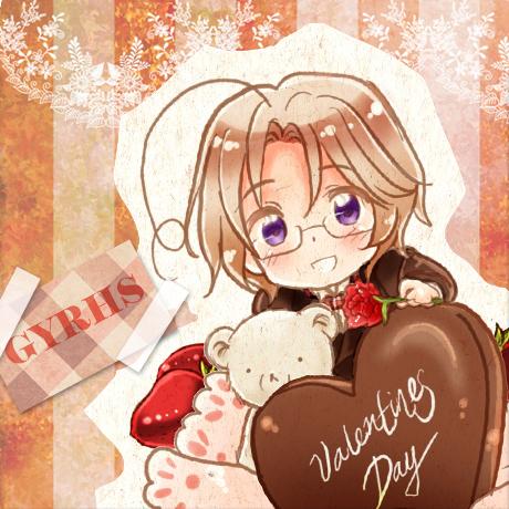 Valentines Day 2012 ID by GYRHS