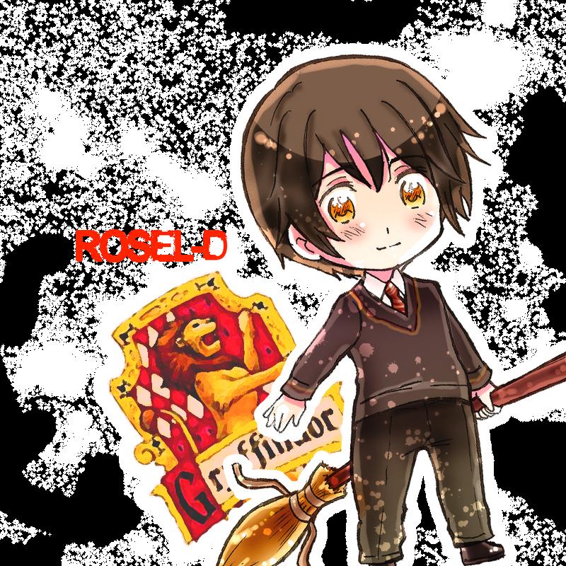 Hogwarts ID: rosel-D by GYRHS