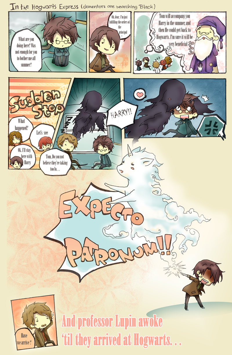 HP .:Prisoner of Azkaban:. by GYRHS