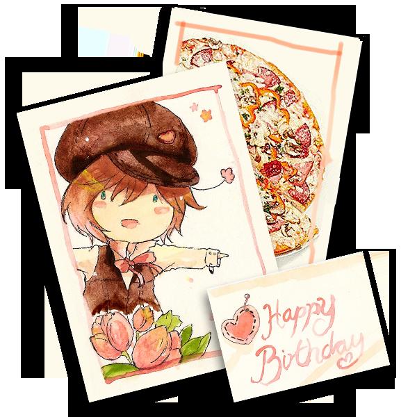 Happy Birthday .:2013:. by GYRHS