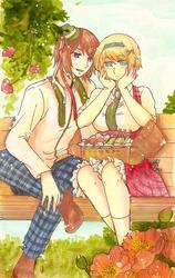 Gakuen Love .:AT:. by GYRHS