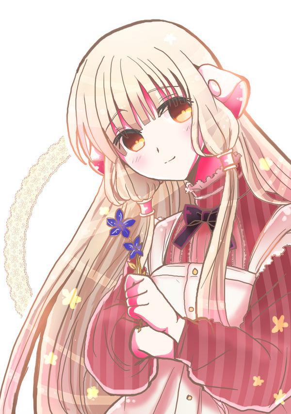 Blue Flower .:Chobits:.