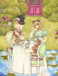 Tea Party .:MBTea:. by GYRHS
