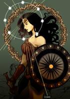 Wonder Woman by GYRHS