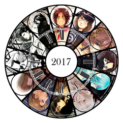 Summary of Art .:2017:. by GYRHS