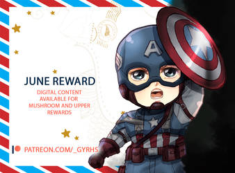 June Reward: Dowloadable content