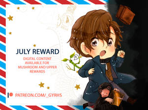 July Patreon reward