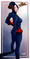 Street Fighter: Juli Color