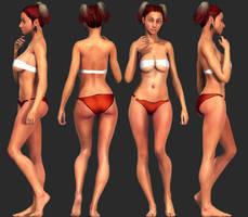 Adena Model by Armoun