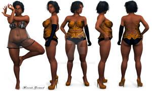 Mirrah Character Sheet